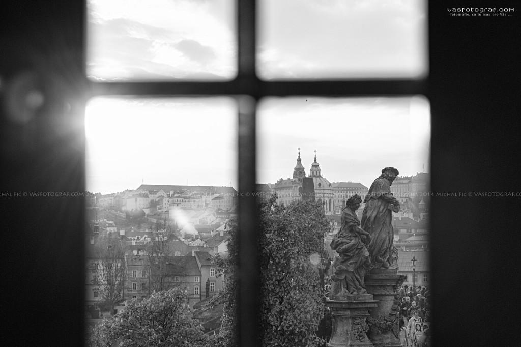 Ze Staroměstské motescké věže  - Foto: Michal Fic
