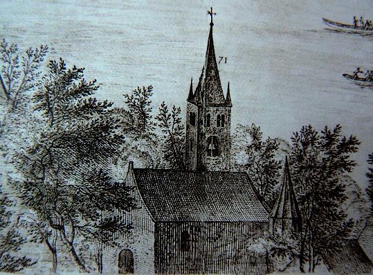 Kostel sv.Filipa, 1606