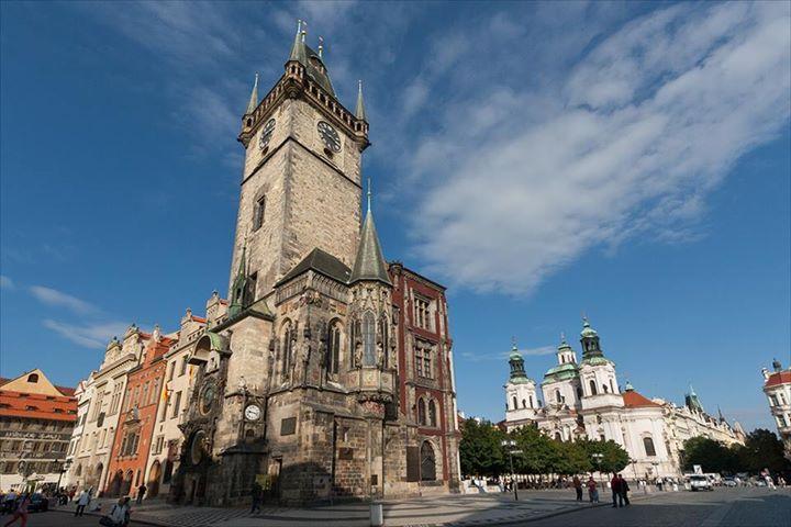 Provizorní parčík. Dočasně už skoro 70 let - Foto vybral a popisky pořídil facebookový profil Staroměstská radnice v Praze