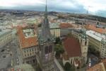 Jindříšská věž z ptačí perspektivy  - Foto: Jindřišská věž