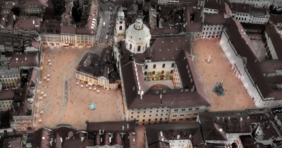 Vizualizace: Atelier M1 architekti s.r.o
