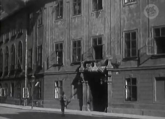 Budova zemských sněmu českého království