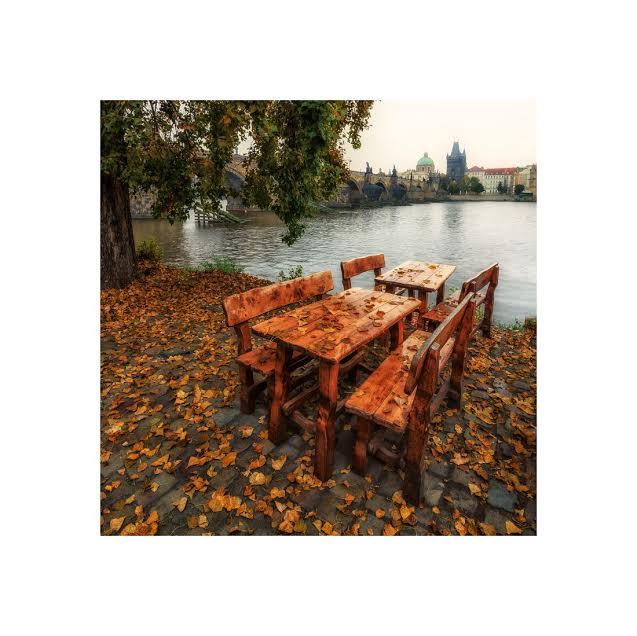 Podzim na Kampě -  Foto: Petr Turek