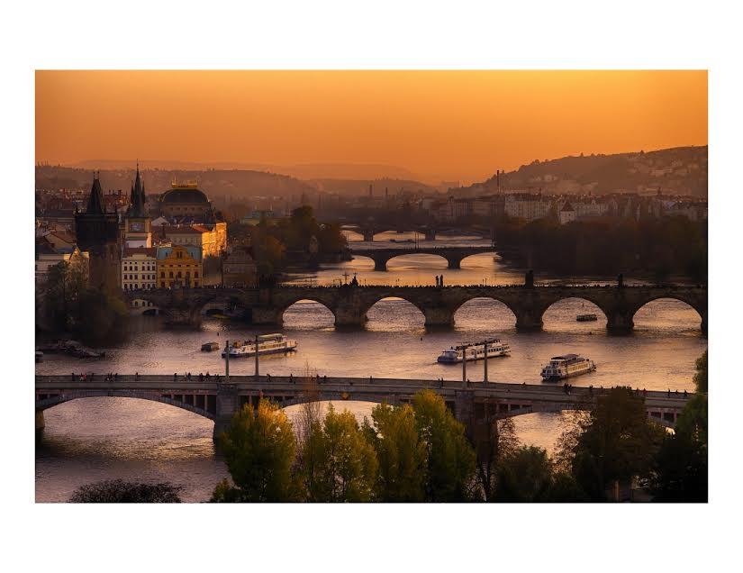 Podzimní mosty -  Foto: Petr Turek
