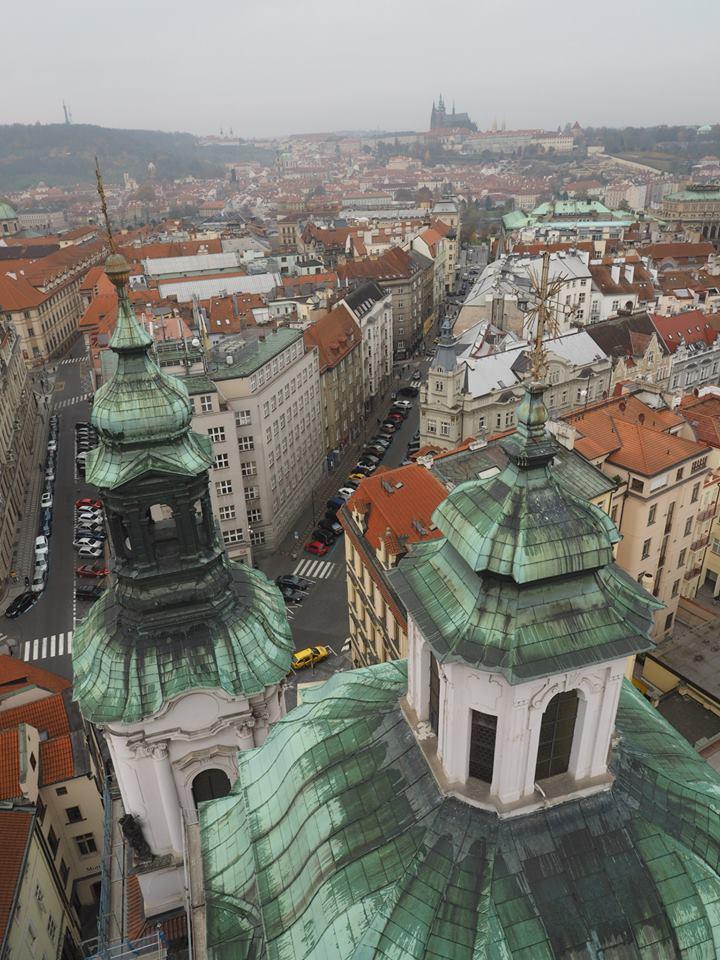 Staroměstský chrám Sv. Mikuláše. Praha 12.XI.2014 - Foto: Eugen Kukla