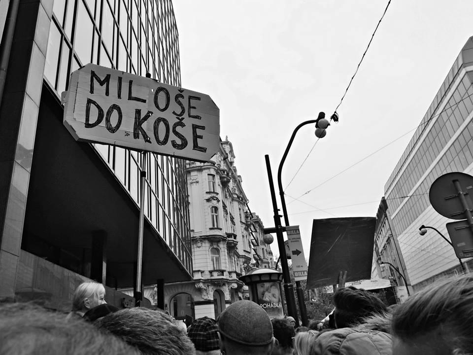 Praha - Národní, 17.XI.2014 - Eugen Kukla