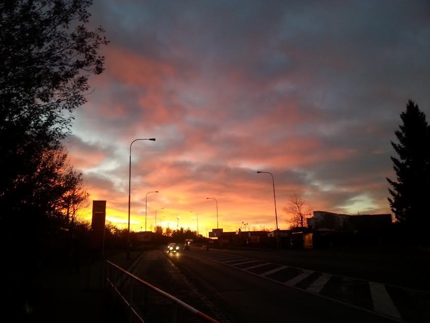 Ráno v Horních Měcholupech - Foto: Marki Vízdalová