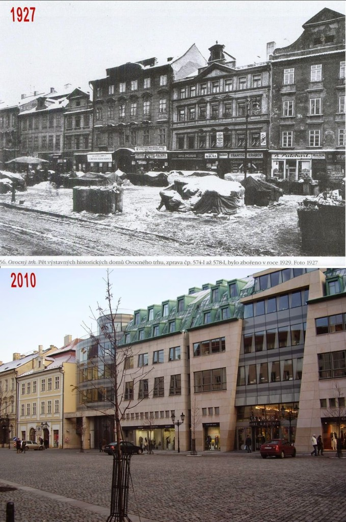 Ovocný trh - srovnávaci fotografii vytvořil Václav Víšek - http://srovnavacifotky.blogspot.cz/2014/08/seznam-podle-obci.html