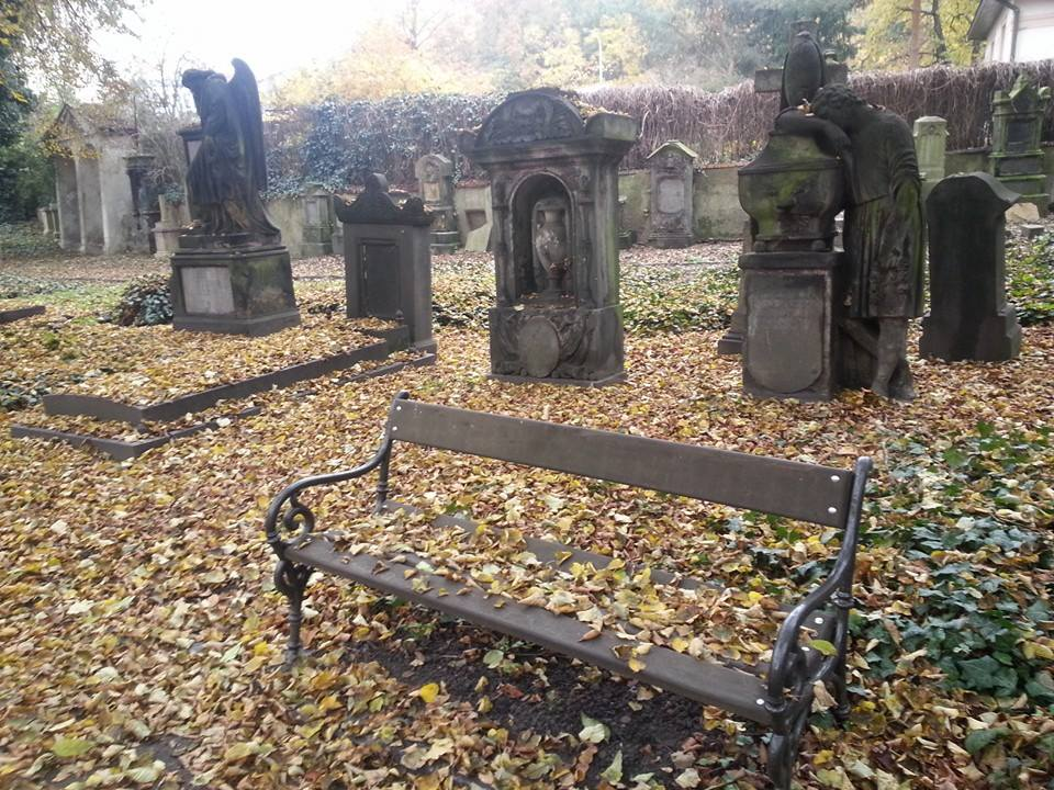 Malostranský hřbitov - Foto: David Černý