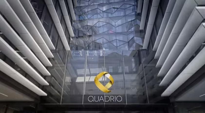 Vstup do Quadria se Spáleně - autor Quadrio
