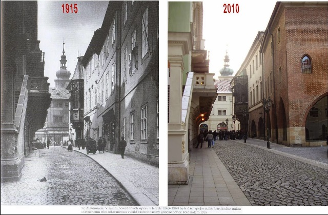 Karolinum - Koláž: Václav Víšek