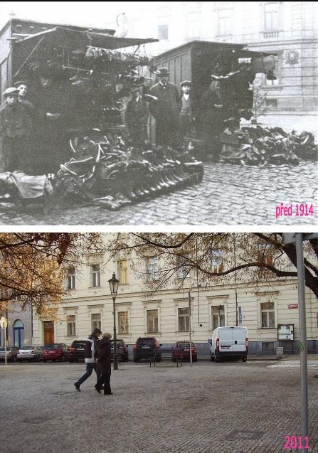 Kozí plácek - Koláž: Václav Víšek