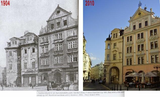 Staroměstské náměstí - Koláž: Václav Víšek