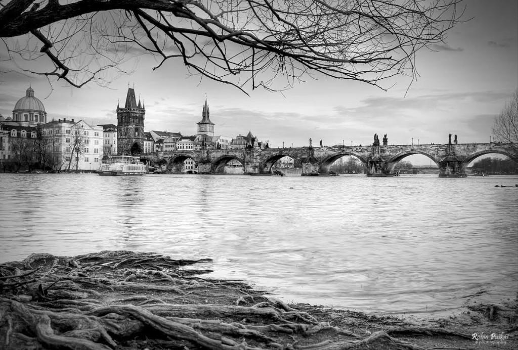 A ještě jednou Karlův most… - Foto: Robin Puškáš