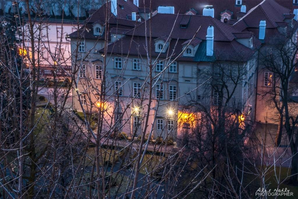 Valdštejnská zahrada - zákoutí Malé Strany - Foto: Aleš Náhlý