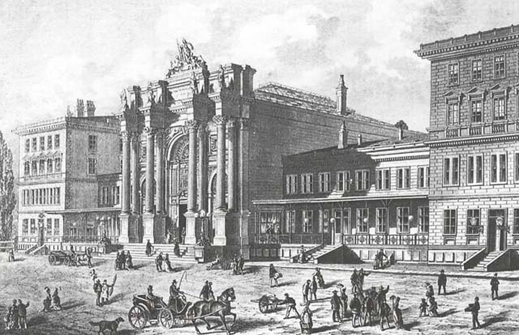 Vstupní portál nádraží