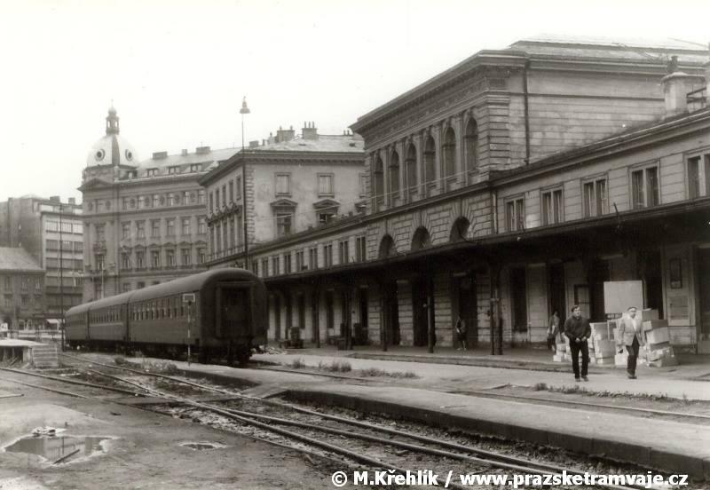 Kolejiště nádraží