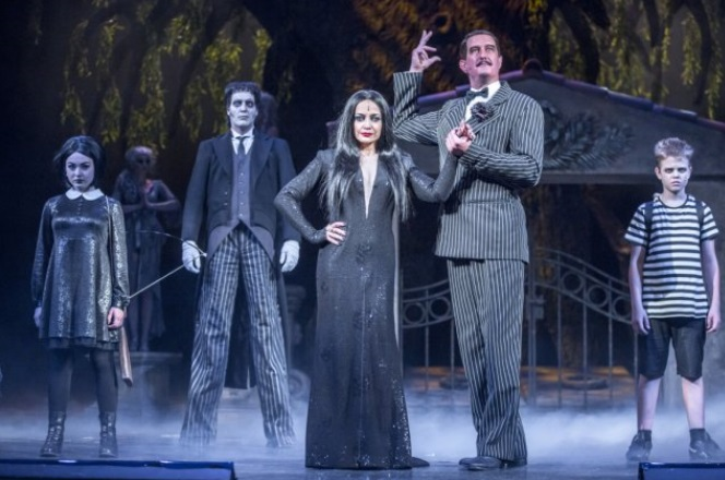 The Addams Family - Foto: HDK.cz