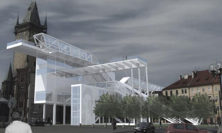 Návrh: David Smrčka (ČVUT) 2012