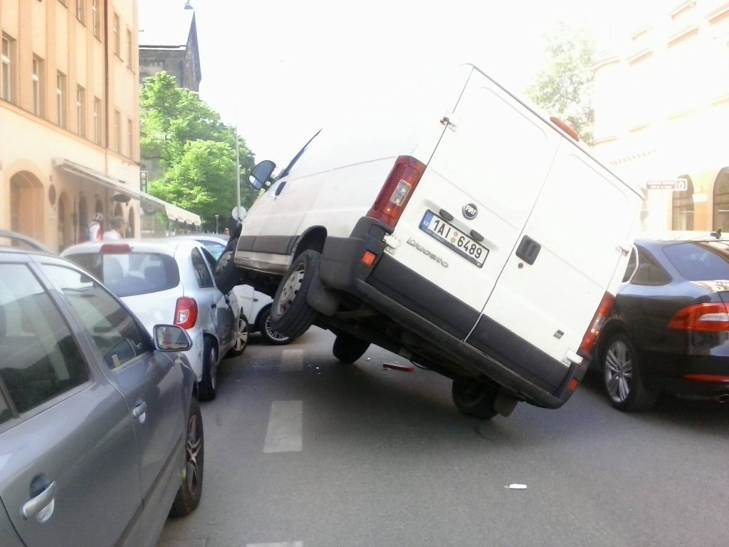 Křižíkova ulice v Karlíně - Foto: Markéta Matoušková