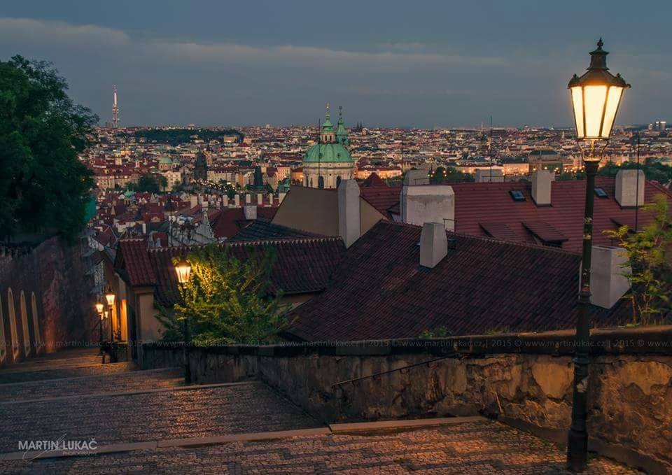 Májová Praha - Foto: Martin Lukač