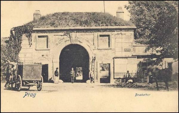 Písecká brána