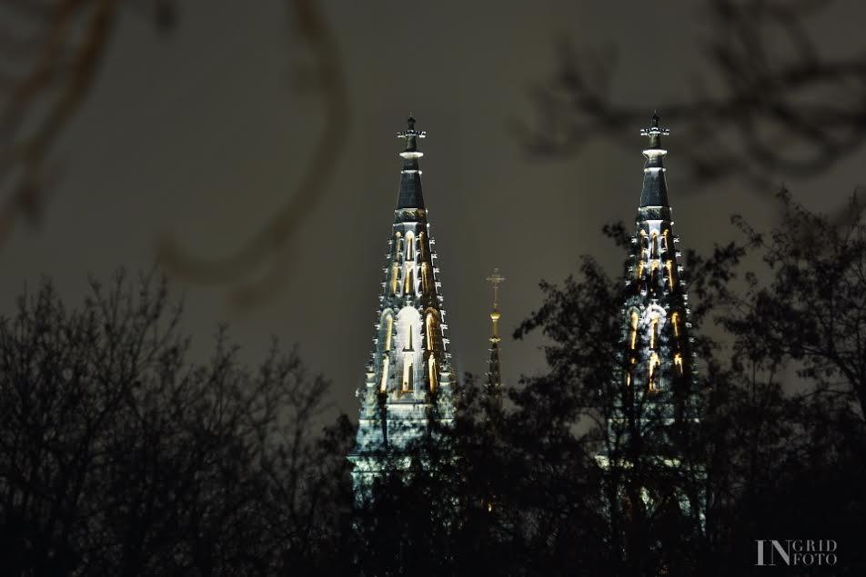 Kostel svatého Petra a Pavla na Vyšehradě - Foto: Ingrid Slobodová