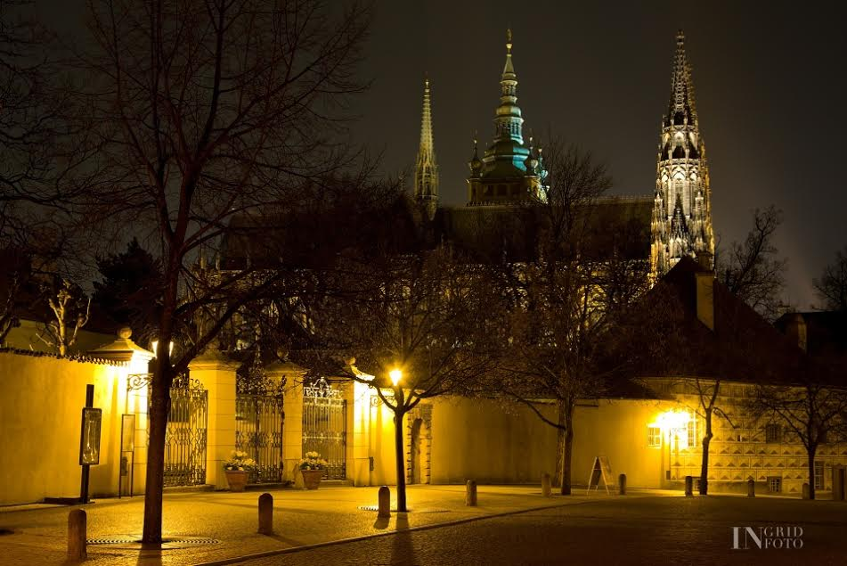 Pražský hrad - Foto: Ingrid Slobodová