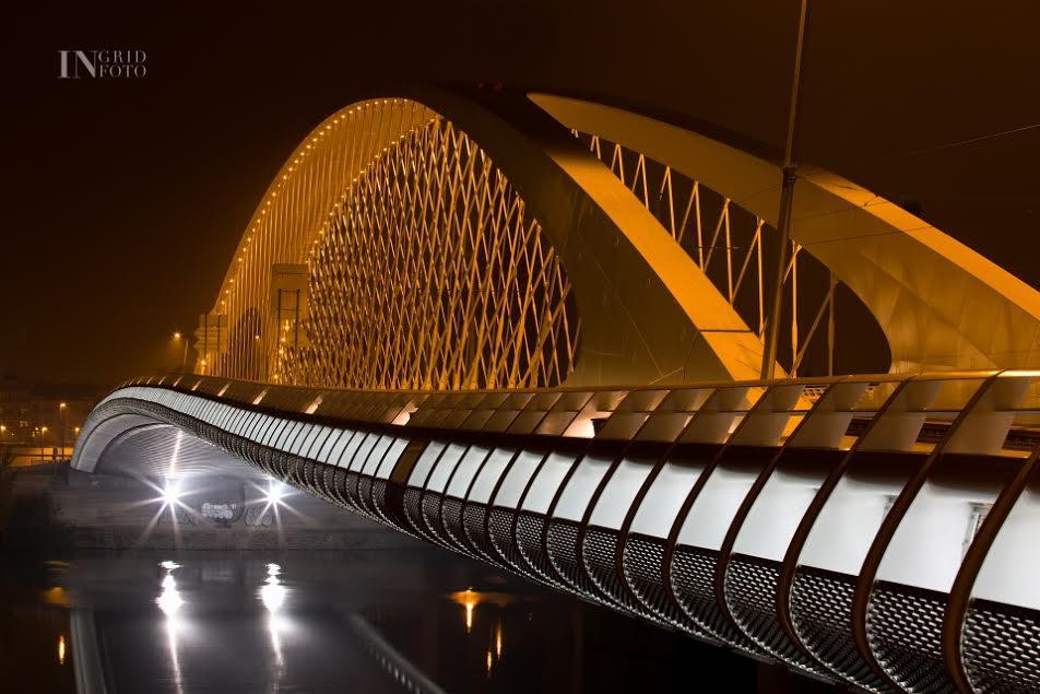 Trojský most - Foto: Ingrid Slobodová