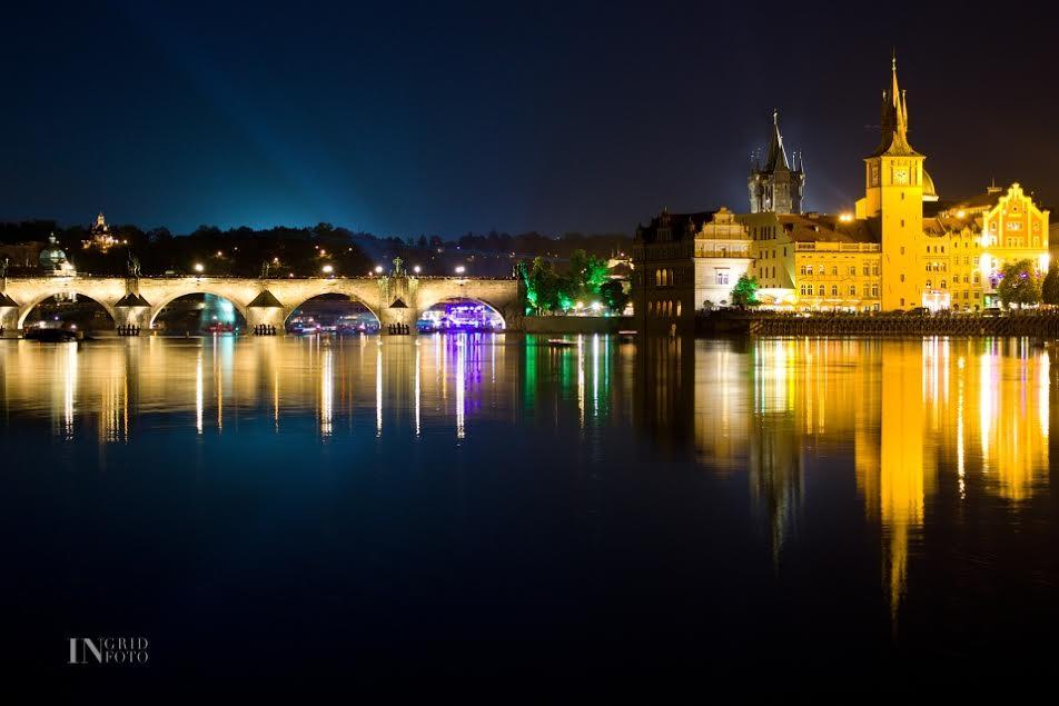 Karlův most - Foto: Ingrid Slobodová
