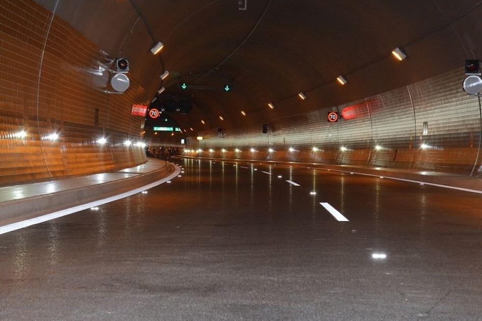 Tunel Blanka   - Foto: Petr Bušta - Český rozhlas 1 - Radiožurnál