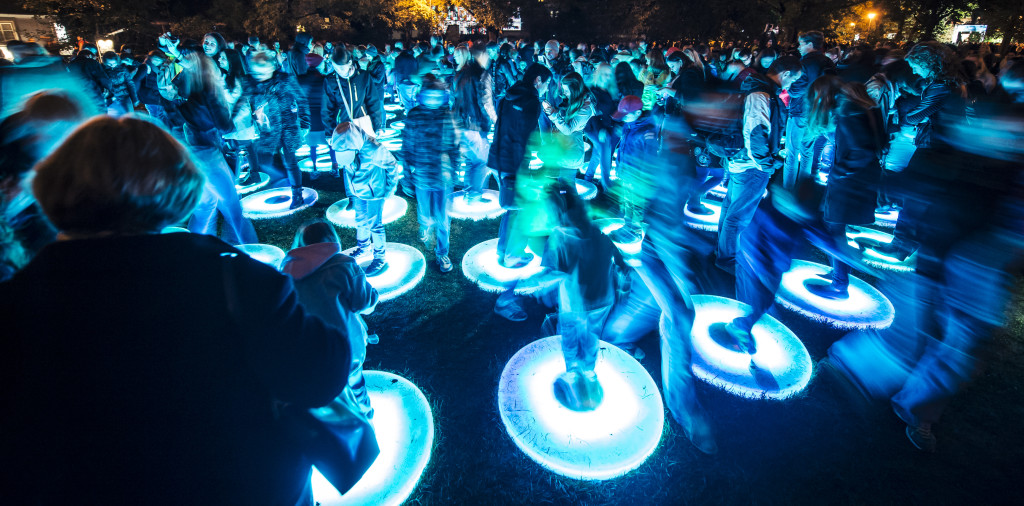 Signal festival 2014 - Pool zdroj: SIGNAL FESTIVAL / foto: Alexander Dobrovodský