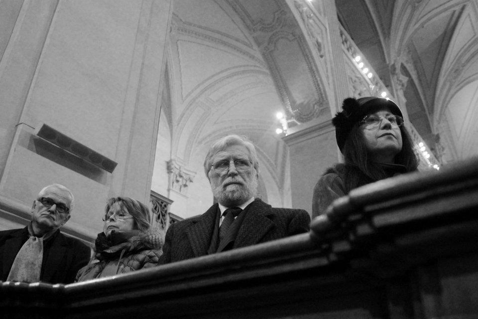 Prezidentův bratr Ivana Havel - Foto: Eugen Kukla