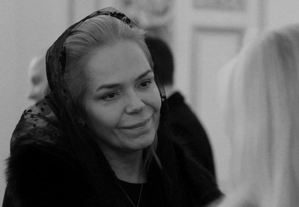 Vdova Dagmar Havlová - Foto: Eugen Kukla