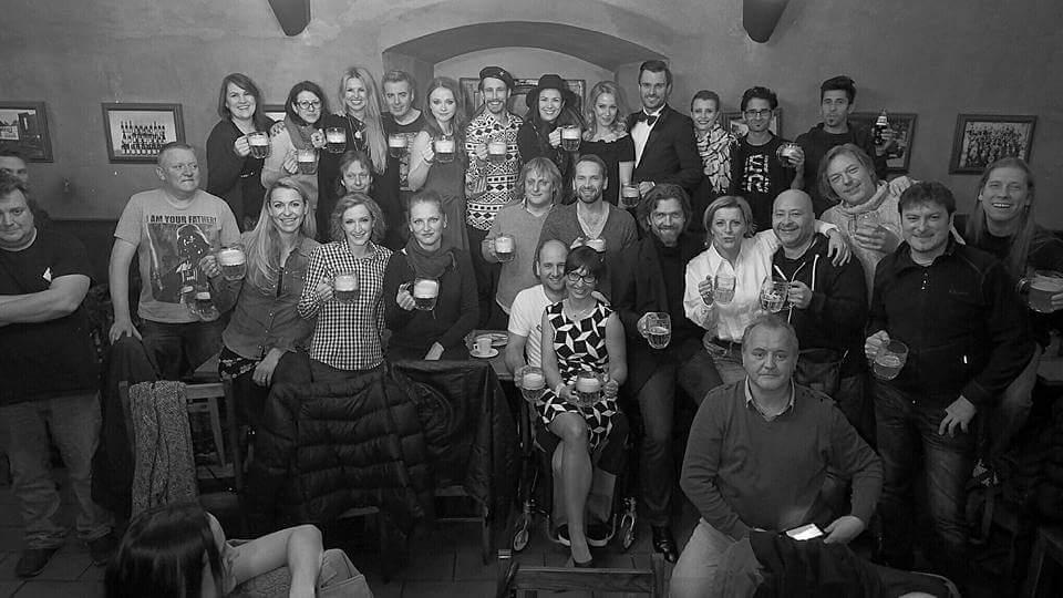 Aferparty taneční soutěže StarDance v restauraci Konvikt - Foto: Eugen Kukla