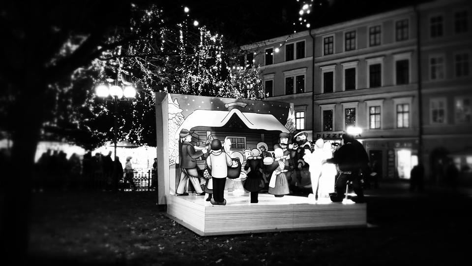 Ladovské Vánoce v Praze - foto: Káťa Hlinovská