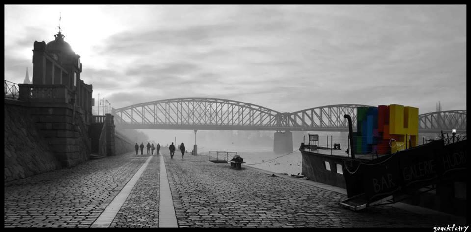 Procházka náplavkou - Foto: Kateřina Kamarádová