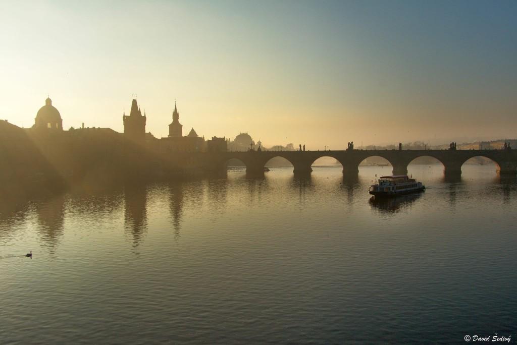 U Karlova mostu - Foto: David Šedivý