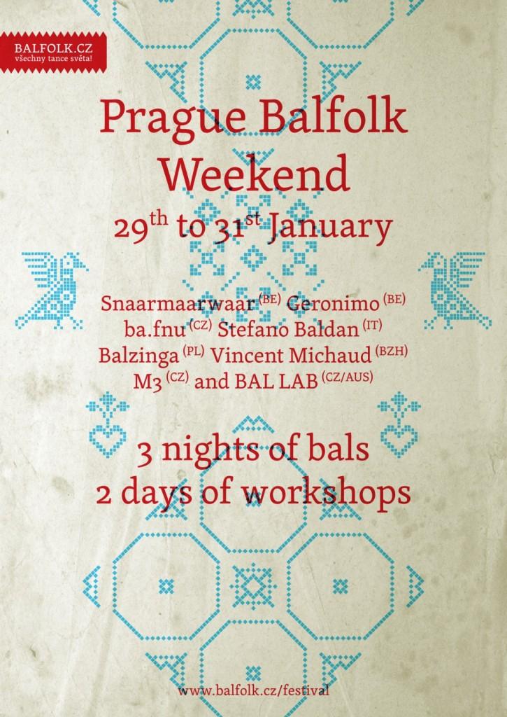 Prague Balfolk Weekend 2016