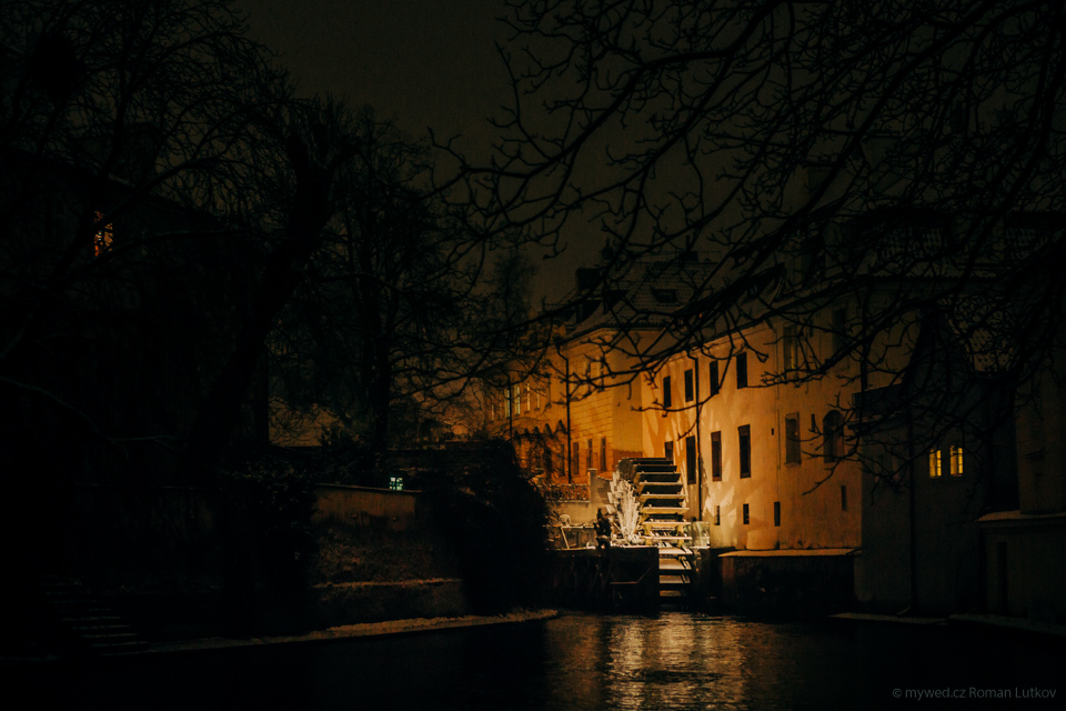 Čertovka - Foto: Roman Lutkov