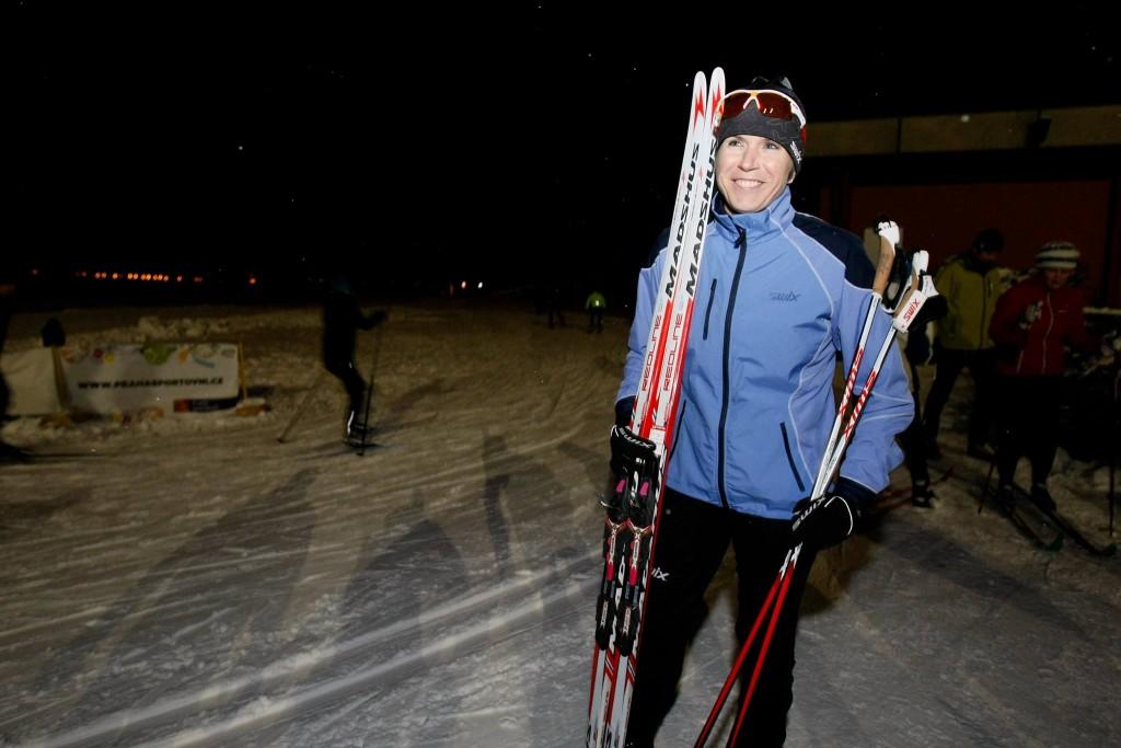 V arélu je možné využít služeb Lyžařské školy Kateřiny Neumannové - Foto: SkiPark Velká Chuchle