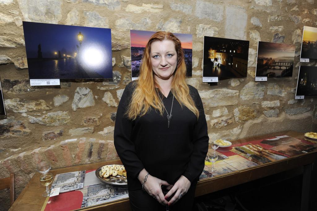 Kastelánka Jindřišské věže Lucie Dolfi - Foto: Praha 1