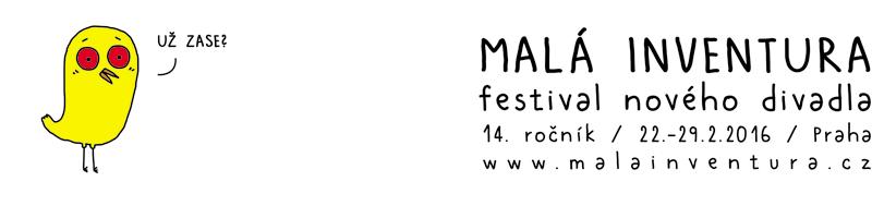 Malá Inventura - festival nového divadla