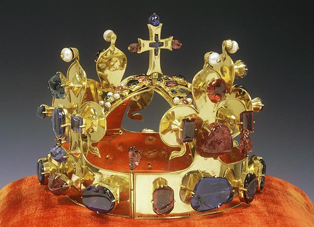 Žezlo a koruna: Karel IV. a české královské korunovace