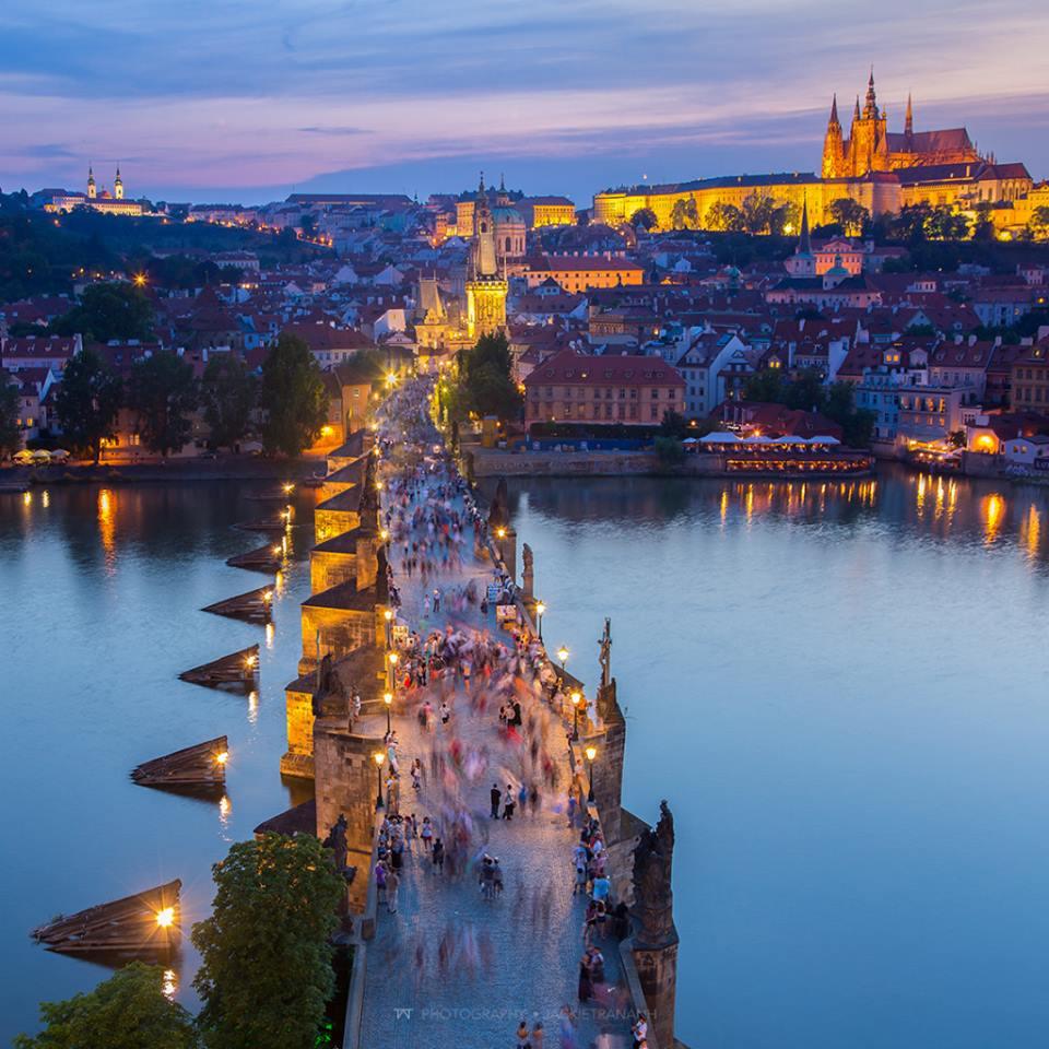 Praga Mater Urbium - Foto: Jackie Tran