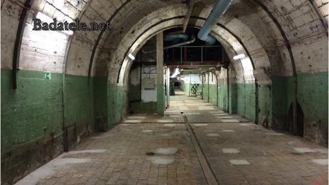 Pokračování traťového tunelu směr Staré město. - Foto: Jaroslav Mareš; badatele.net