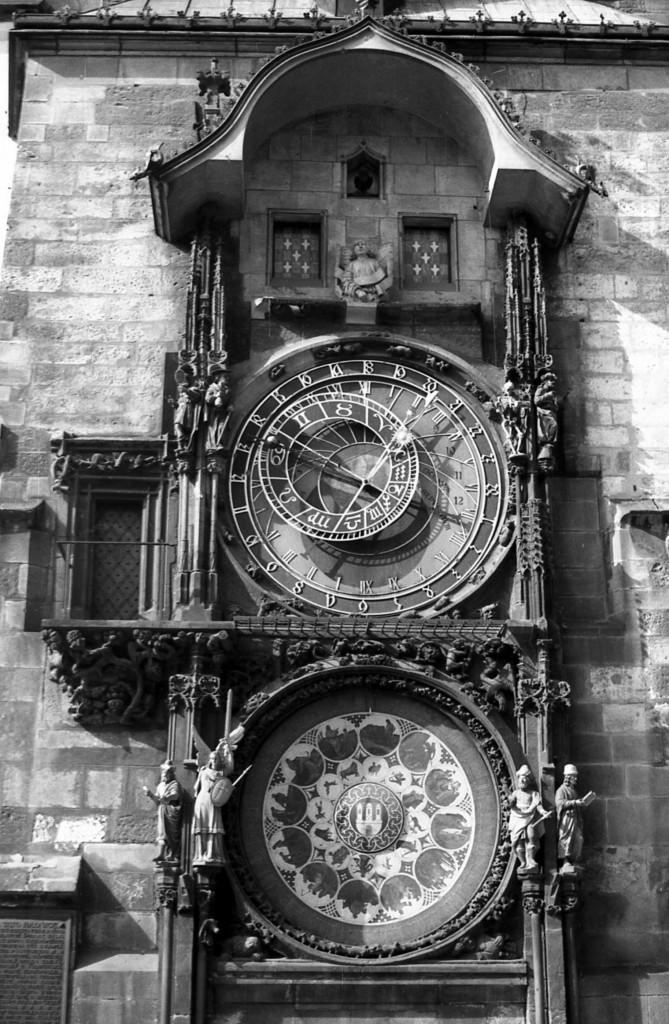 Orloj; 1981 - Foto: Miroslav Fapšo