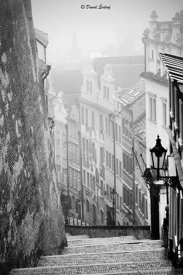 Schody - Foto: David Šedivý