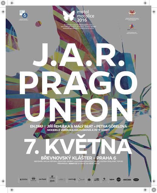 J.A.R. vystoupí na10. ročníku dobročinného festivalu Motol Motolice