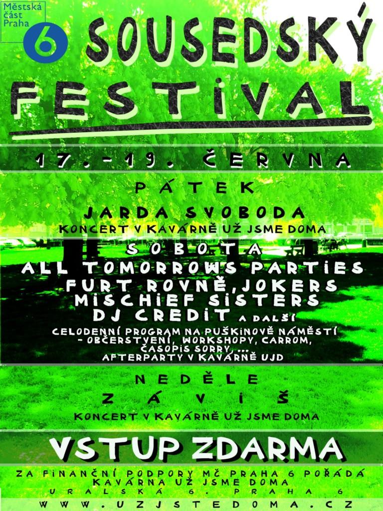 2. Sousedský festival